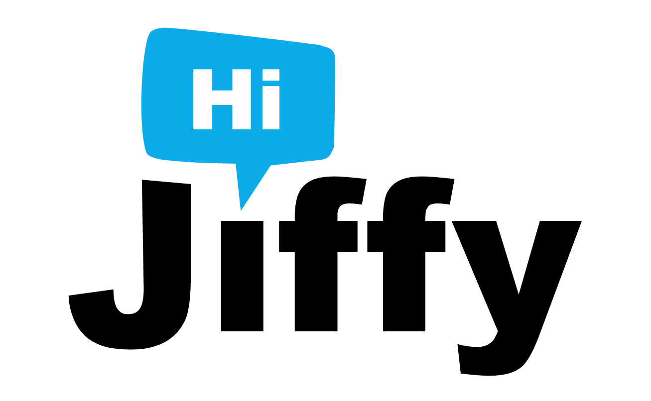 Logo of HiJiffy, a Portuguese chatbot startup in the NUMA Barcelona growth acceleration program