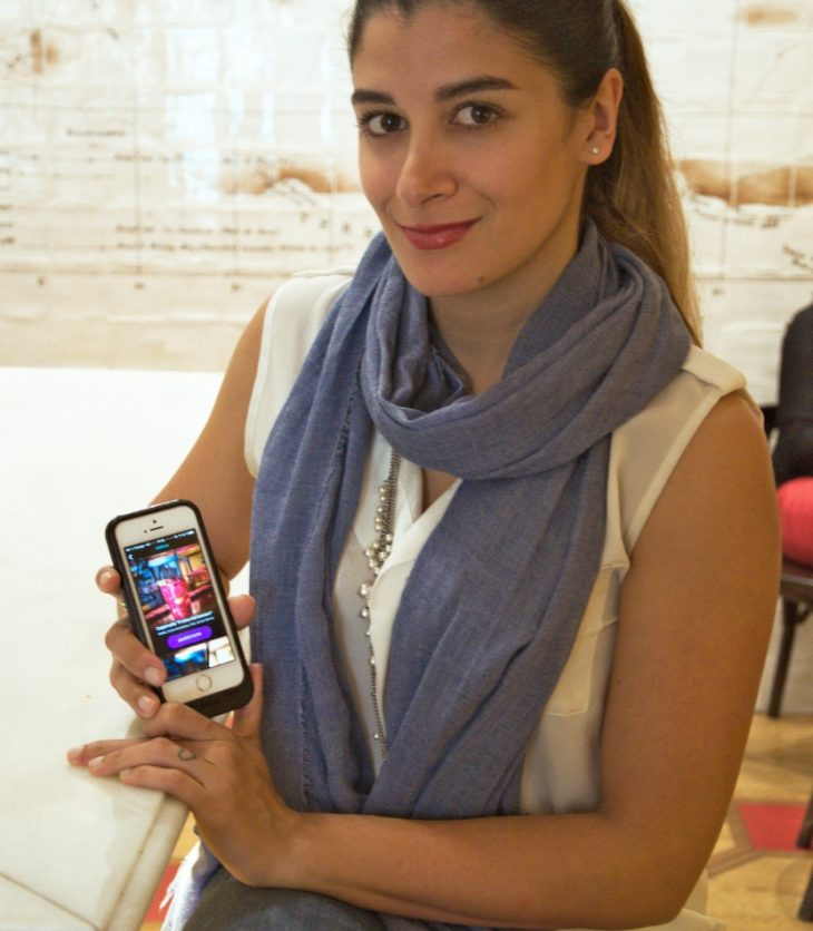 An App That Gets You Free Drinks in Barcelona, and the Girl Who Made It Happen - Startup Stories