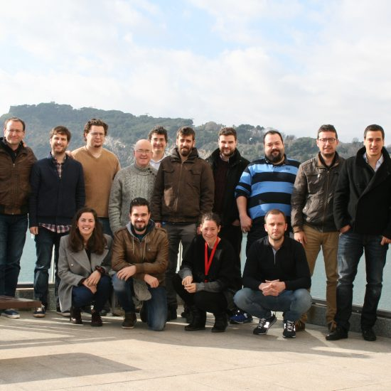 Building a Software Engineering Team in Barcelona - The Story of Swiss-German HR Solutions Company Haufe Umantis - The Barcelona Team