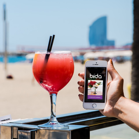 Bida_app_A Barcelona Startup That Wants to Buy You a Drink