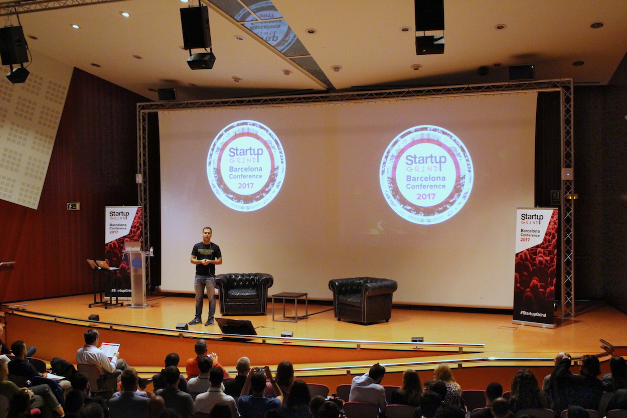 We're All in This Together: Startup Grind Conference Barcelona