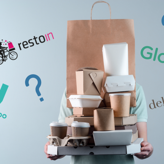 Barcelona Food Delivery Startups - The Ultimate App Test