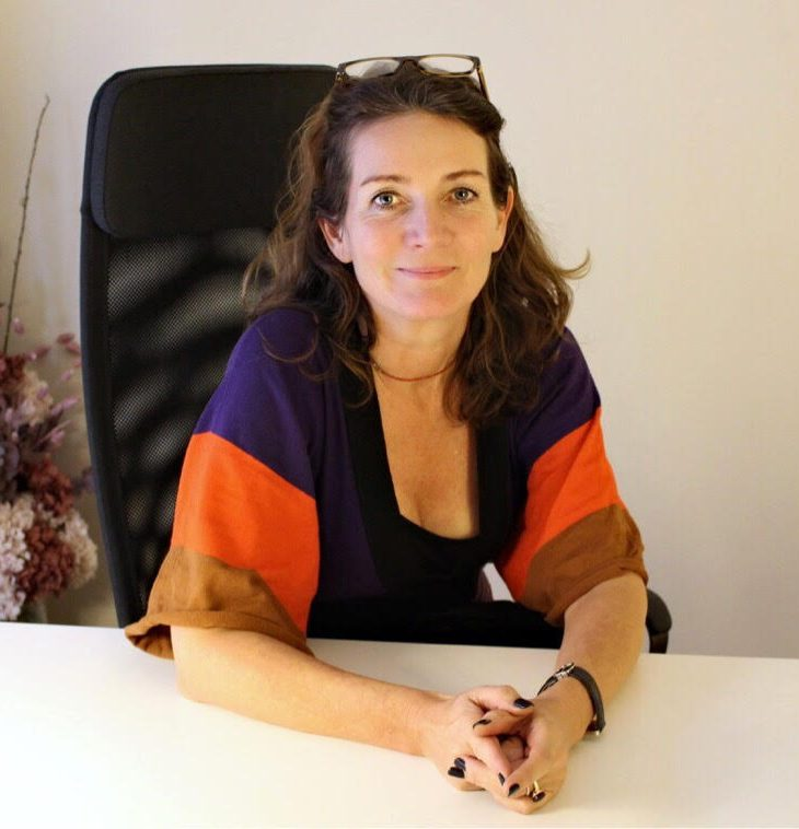 Astrid Aafjes, Director at Downtown Offices, a work hub for female entrepreneurs in Barcelona