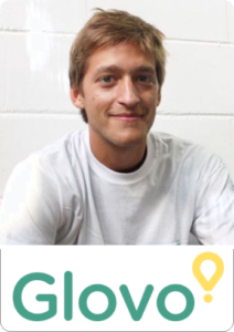 Oscar Pierre, Founder and CEO at Barcelona-based delivery startup Glovo, EU-Startups Summit