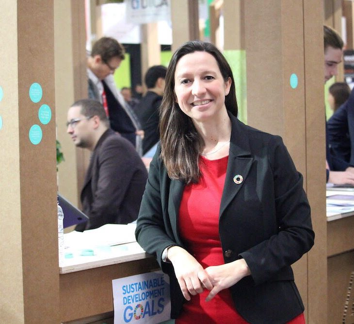 Helena Torras, CEO and Co-Founder at Barcelona Startup B-wom