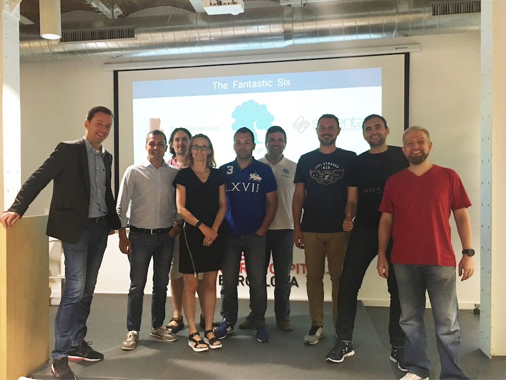 Barcelona Ventures - Six Barcelona startups going to Silicon Valley