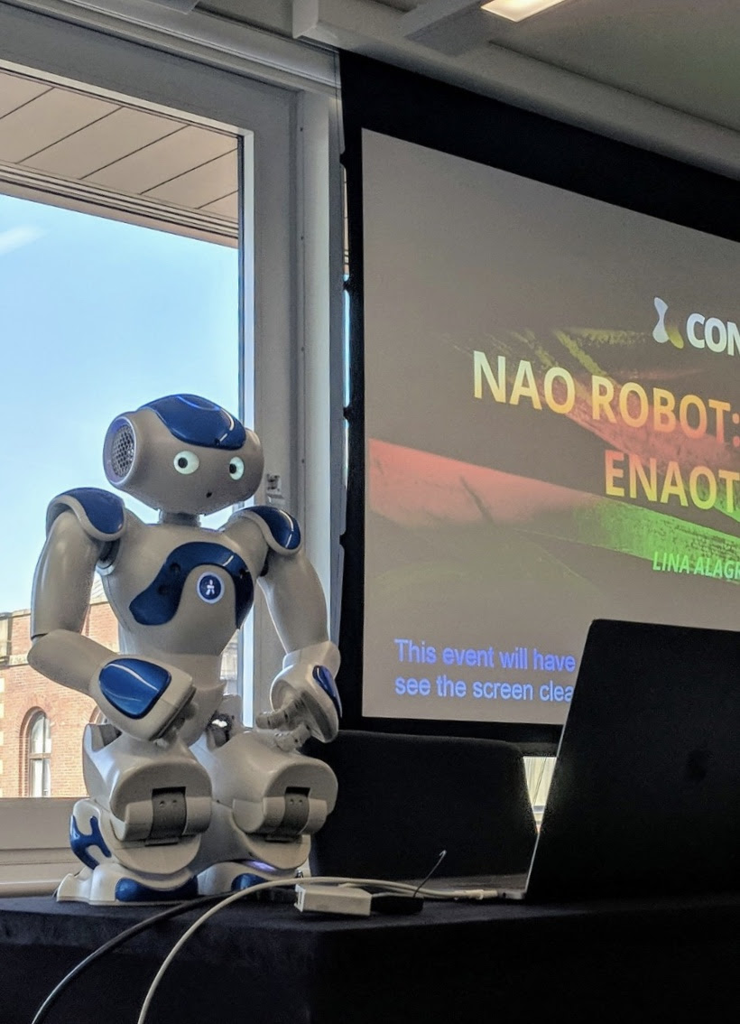 Humanoid robot to help children with autism at XConf Barcelona 2018
