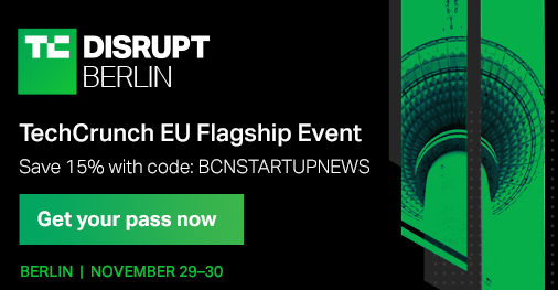 TechChrunch Disrupt Berlin 2018 tickets discount code